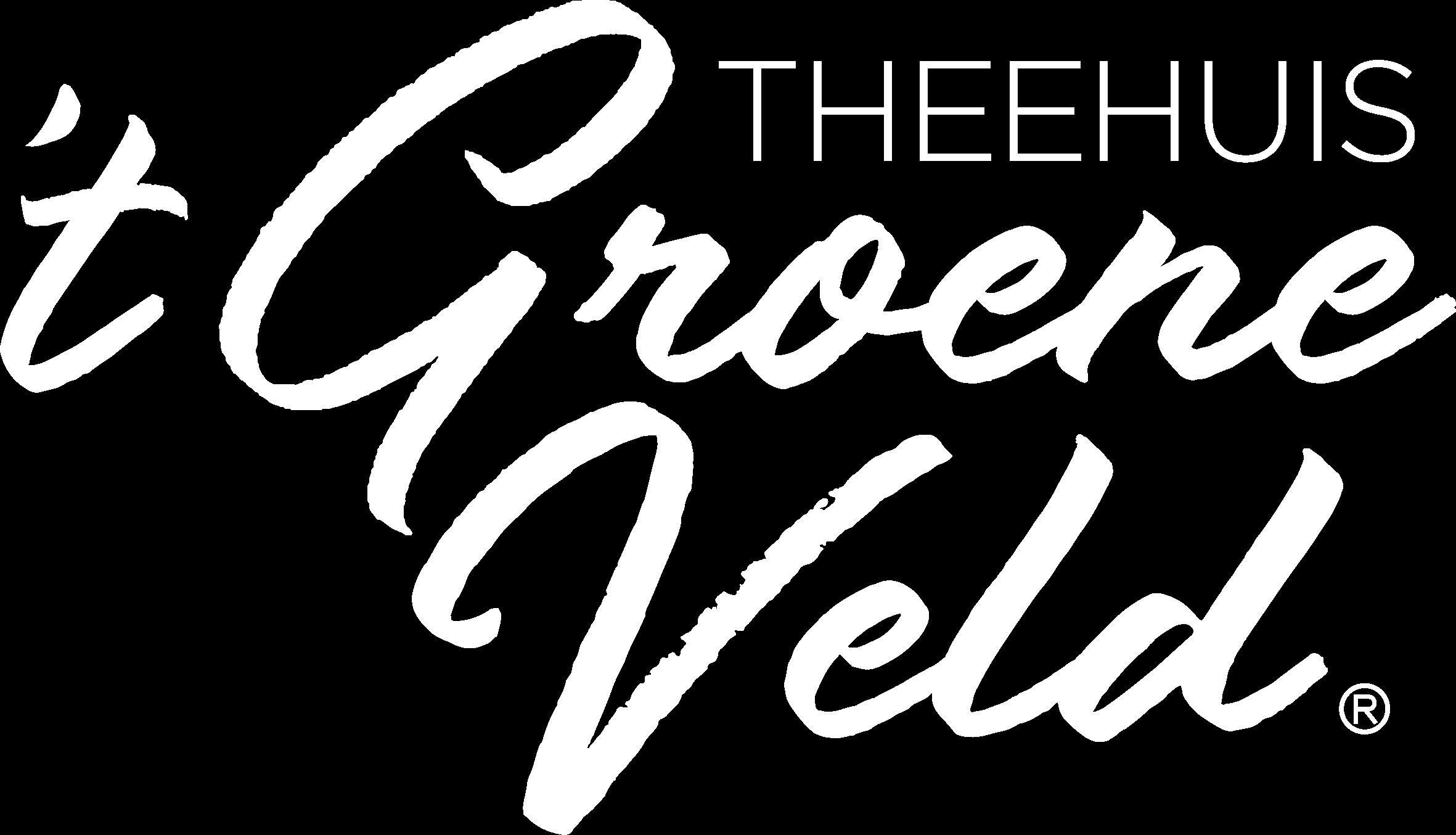 Theehuis 't Groene Veld Logo